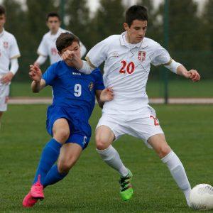 Slobodan Tedic soccer team novi sad