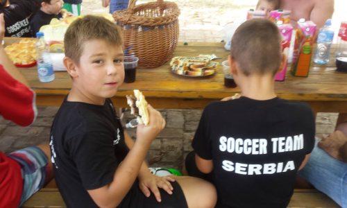 soccer team rostilj
