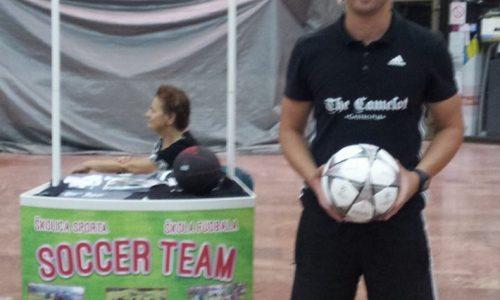 soccer team druzenje i promocija skole fudbala