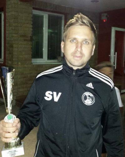 soccer team novi sad trener