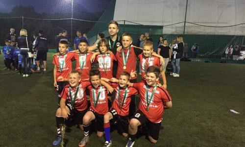 soccer team trening skole fudbala